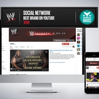 WWE on YouTube