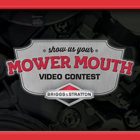 Briggs & Stratton Mower Mouth Contest