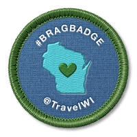 Travel Wisconsin's #BragBadge Social Listening Campaign