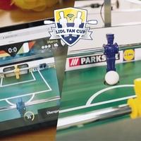 Lidl Fan Cup / Play online. Shoot offline.