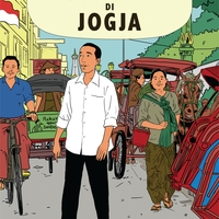 The Story of Jokowi's Impromptu Walkabout Campaign